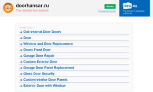 Doorhansar.ru thumbnail