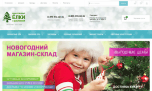 Dostavka-elki.ru thumbnail