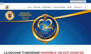Douane.gov.tn thumbnail