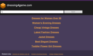 Dressing4game.com thumbnail