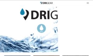 Drigear.co.za thumbnail