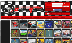 Driving4game.com thumbnail