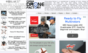 Drones-only.org thumbnail