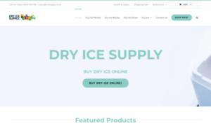 Dryicesupply.co.uk thumbnail