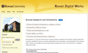 Dspace.rowan.edu thumbnail