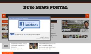 Du30newsportal.com thumbnail