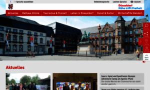 Duesseldorf.de thumbnail