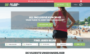 Duf-rejser.dk thumbnail