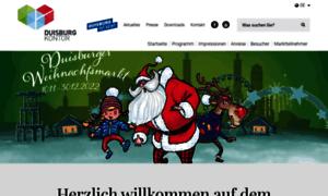 Duisburger-weihnachtsmarkt.de thumbnail