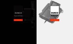 Dunco.de thumbnail