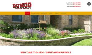 Duncolandscape.com thumbnail