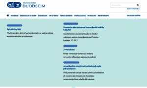 Duodecimlehti.fi thumbnail