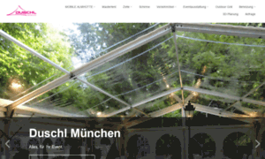 Duschl-zeltverleih.de thumbnail