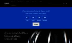Dyson.com.mx thumbnail