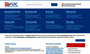 E-vuc.sk thumbnail