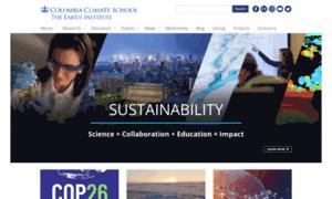 Earthinstitute.columbia.edu thumbnail