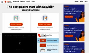 Easybib.com thumbnail