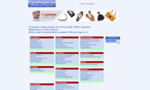 Easyshoppers.nl thumbnail