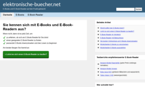 Ebookreader-und-ebooks.de thumbnail