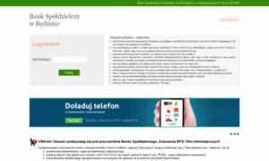 Ebs.bsbedzin.pl thumbnail