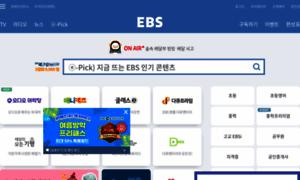 Ebs.co.kr thumbnail