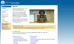 Elgin Community College .:. Distance Learning