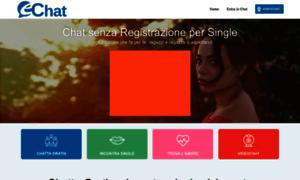 Echat chat gratis