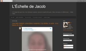 Echelledejacob.blogspot.fr thumbnail