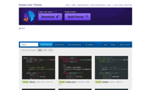 Eclipsecolorthemes.org thumbnail