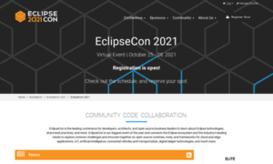 Eclipsecon.org thumbnail
