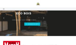 Eco-bois.fr thumbnail
