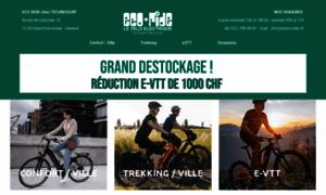 Eco-ride.ch thumbnail