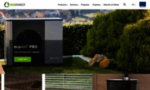 Ecoforest.es thumbnail