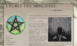 Ecole-des-sorcieres.wiccaradio.net thumbnail