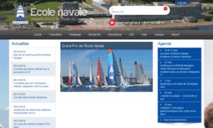 Ecole-navale.fr thumbnail