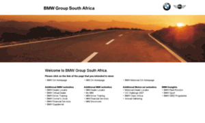Ecom.bmw.co.za thumbnail