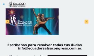 Ecuadorsalsacongress.com.ec thumbnail