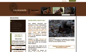 Ecureuils.mnhn.fr thumbnail