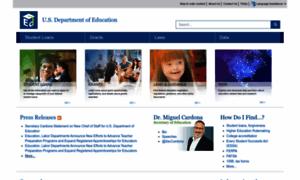 Ed.gov thumbnail