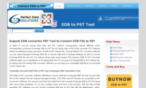 Edbconverterpst.edb2pst.info thumbnail