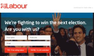 Edmiliband.org thumbnail