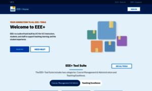 Eee.uci.edu thumbnail