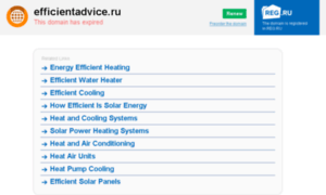 Efficientadvice.ru thumbnail