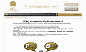 Efg-biznes.com.pl thumbnail
