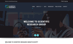 Egyptscience.net thumbnail