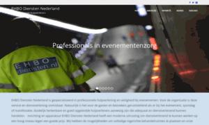 Ehbo-diensten.nl thumbnail