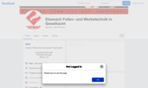 Eisenach-folientechnik.de thumbnail