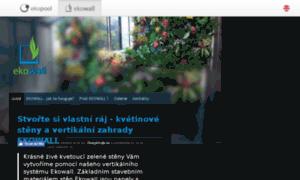Ekowall.cz thumbnail