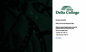 Elearning.delta.edu thumbnail