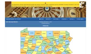 Electionreturns.state.pa.us thumbnail